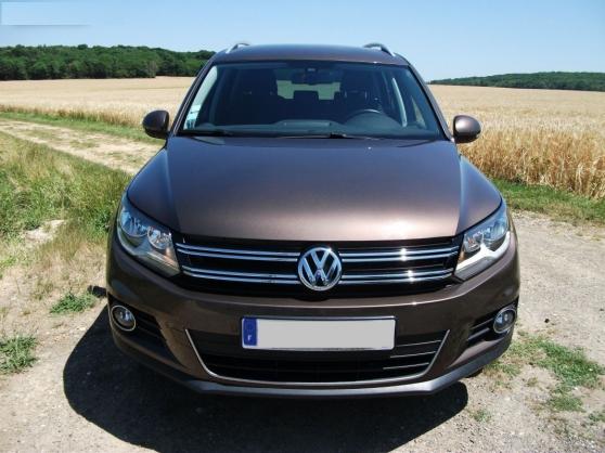 Volkswagen Tiguan Sportline 2.0 TDI