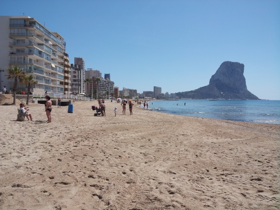 appartement 1 chambre CALPE