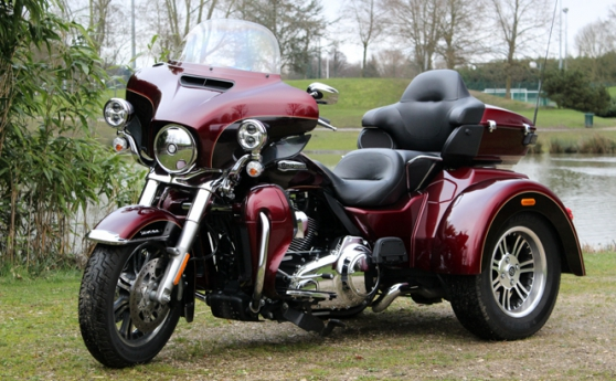 HARLEY DAVIDSON 3 ROUES - Photo 1