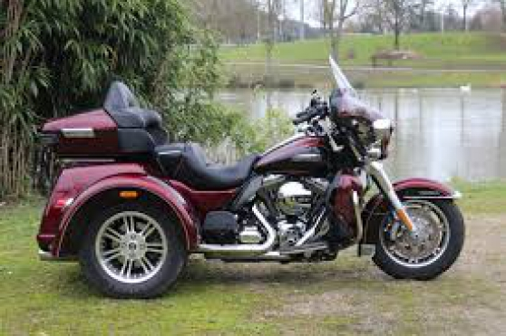 HARLEY DAVIDSON 3 ROUES - Photo 2