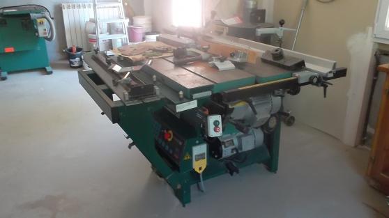 Annonce occasion, vente ou achat 'Machine à bois LUREM C310 SI'