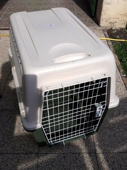 Annonce occasion, vente ou achat 'Caisse transport chien Ferplast Atlas Cl'