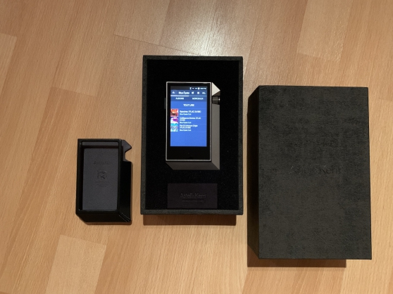 Annonce occasion, vente ou achat 'Astell&Kern AK240'