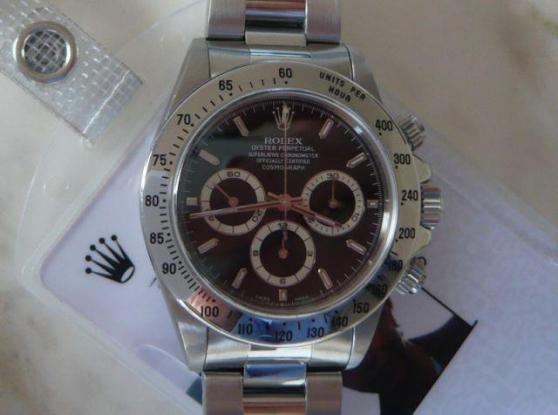 Annonce occasion, vente ou achat 'Rolex - Rolex Daytona 16520'
