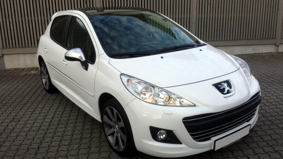 Peugeot 207 1,6 Limited edition