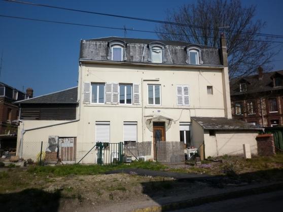 Annonce occasion, vente ou achat 'Colocation Maison Déville lès Rouen'