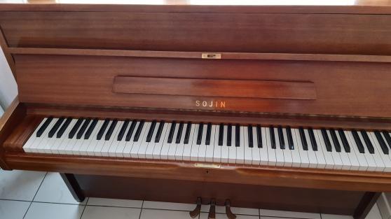 Piano sojin brun