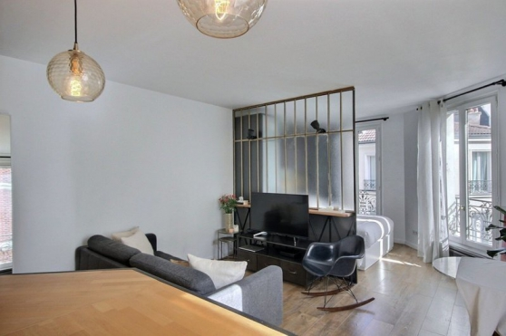 Location appartement 33 m² - 2 pièces -