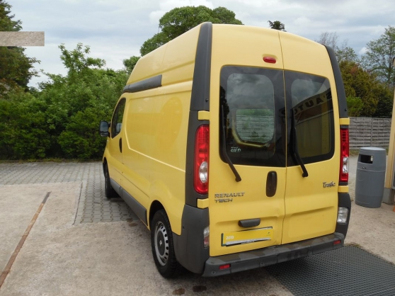Annonce occasion, vente ou achat 'Trafic tech Renault'