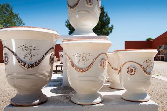 Annonce occasion, vente ou achat 'jardin jardinage vase d\'anduze bricolage'