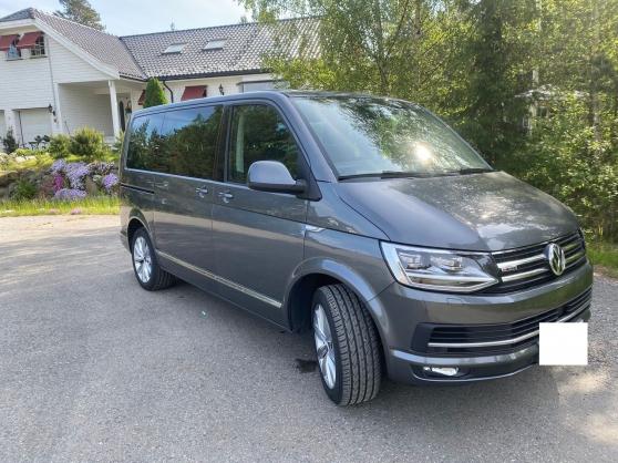 Annonce occasion, vente ou achat 'Volkswagen Caravelle 2.0-150 D 4MOTION'