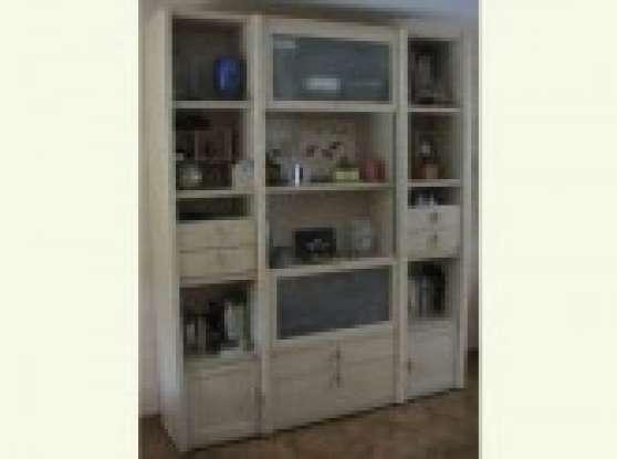 biblioth que gautier iliade 1 000 pontault combault meubles d coration armoires. Black Bedroom Furniture Sets. Home Design Ideas