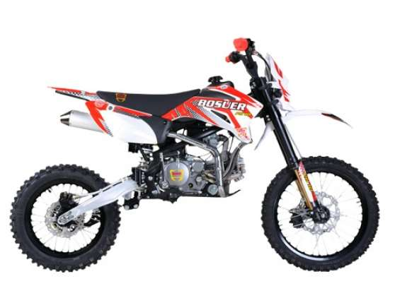 Dirt bike bosuer ph07 140cc 12 14 montigny l s cormeilles moto scooter v lo dirt bike - Code postal montigny les cormeilles ...