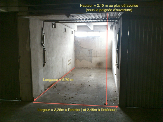 Recherchez vente ou occasion immobilier location annonce for Garage a louer box ferme