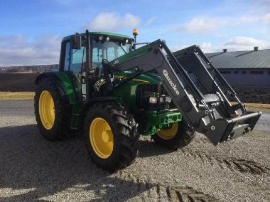 tracteur agricole john deere 6420pr ann montauban mat riaux de construction tracteurs. Black Bedroom Furniture Sets. Home Design Ideas