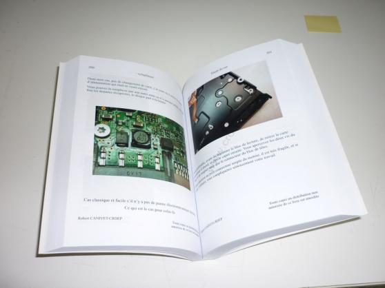 Le livre sur la récupération de données
