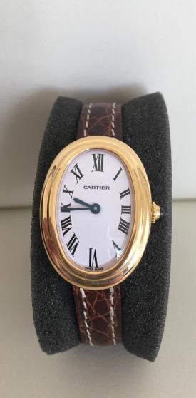 Annonce occasion, vente ou achat 'CARTIER Montre BAIGNOIRE Vintage'