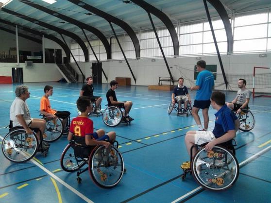 recherche joueurs(e) handball handisport
