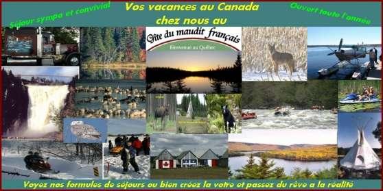 Vos Vacances au Canada