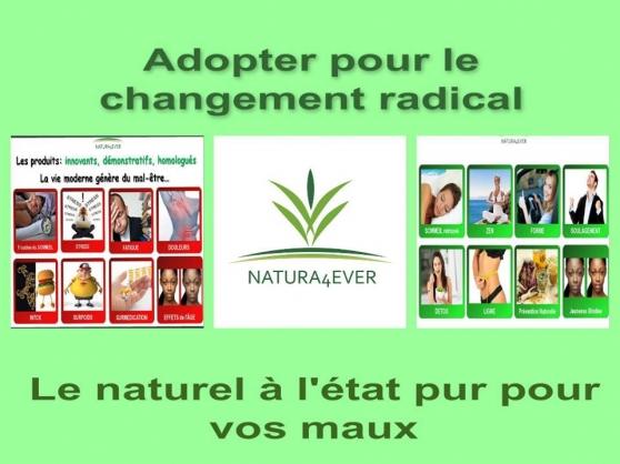 Devenez Distributeur Natura4ever
