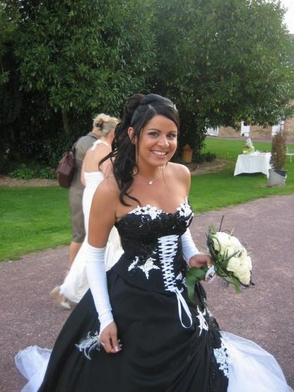 Robe de mariée créateur DANY pour ALAIN