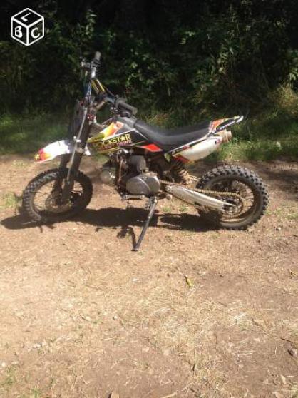 Annonce occasion, vente ou achat 'Dirt Bike Ax Motori 125cc Rockstar A DEB'