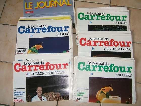 le journal de Carrefour