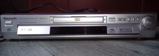 lecteur DVD Panasonic RV31