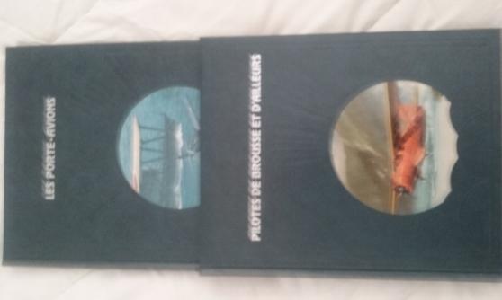 17 ouvrages sur l'aviation