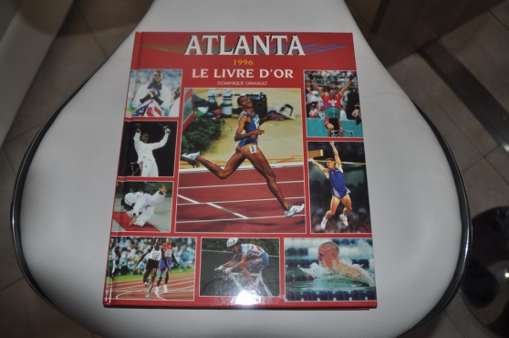 Atlanta, le livre d'or 1996