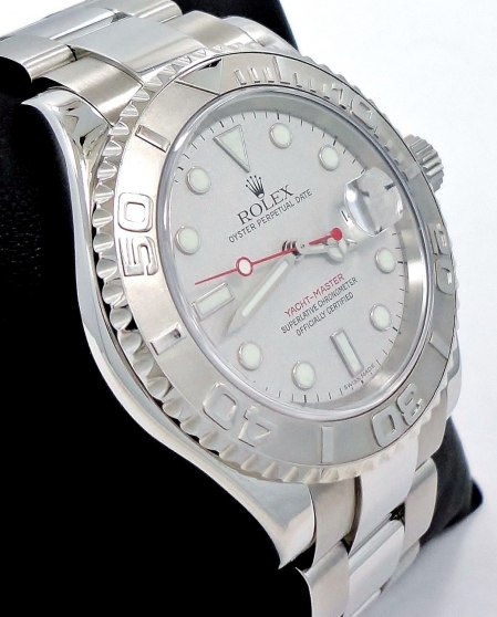 Annonce occasion, vente ou achat 'ROLEX Yacht Master 16622 40 mm Oyster Pe'