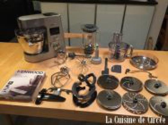 cooking chef + accessoires - Annonce gratuite marche.fr