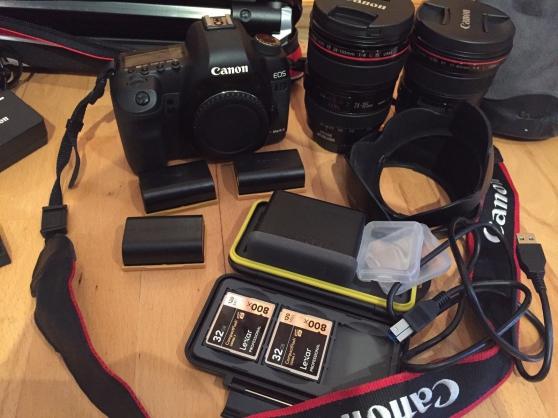 appareil photo canon 5d mk ii corps - Annonce gratuite marche.fr