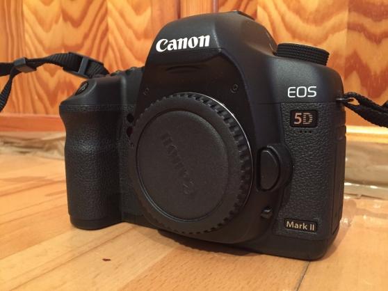 Appareil photo Canon 5D Mk II corps - Photo 2