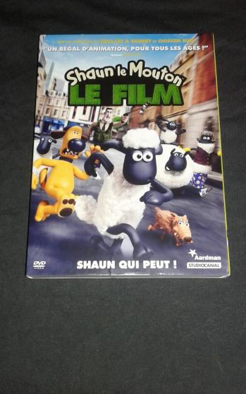 shaun le mouton le film dvd - Annonce gratuite marche.fr