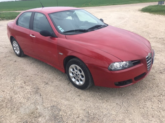 Annonce occasion, vente ou achat 'Alfa romeo 156 1.8 L T.SPARK de 2004 144'