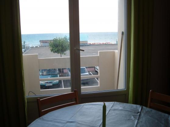 Annonce occasion, vente ou achat 'appartement vue mer avec balcon'