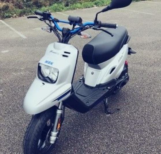 scooter mbk booster 13 pouces naked - Annonce gratuite marche.fr