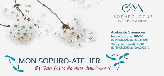 sophro-atelier : gestion des émotions - Annonce gratuite marche.fr