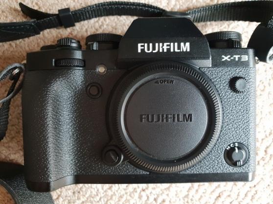 boitier fujifilm x-t3 reflex nu garanti - Annonce gratuite marche.fr