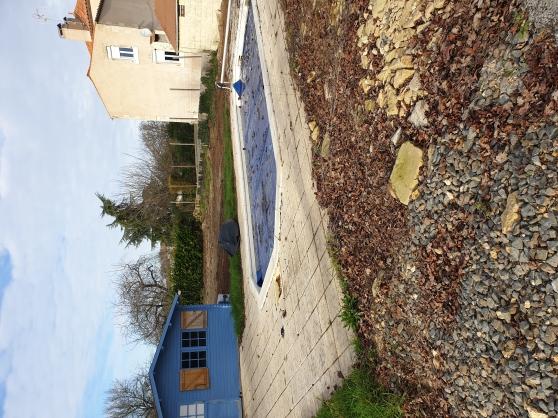 terrain constructible avec piscine - Annonce gratuite marche.fr