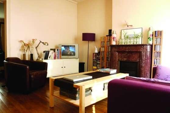 2 pièces entièrement meubler (75012)