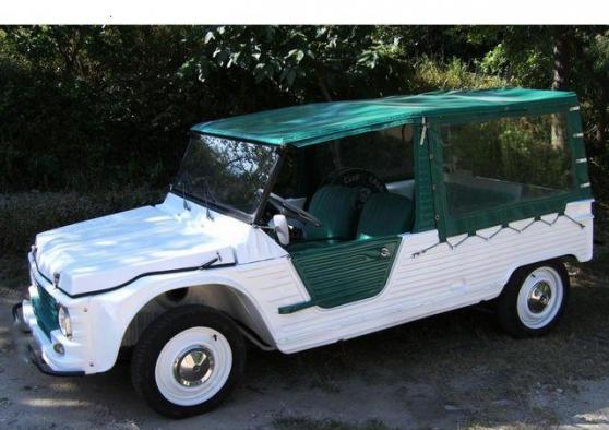 Citroën Mehari e 22 cc