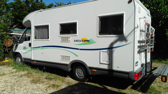 Annonce occasion, vente ou achat 'chausson Welcom 85'