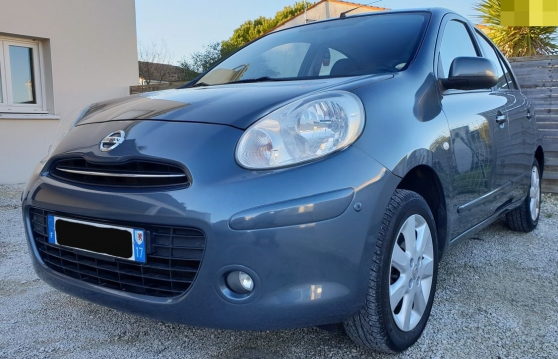 Nissan Micra IV 1.2 i 80 Connect + GPS