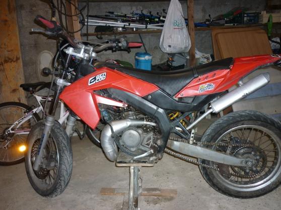 MOTO Aprilia xs 50 de 2007