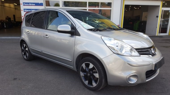 Annonce occasion, vente ou achat 'Nissan note (2) 1.4 88 acenta'