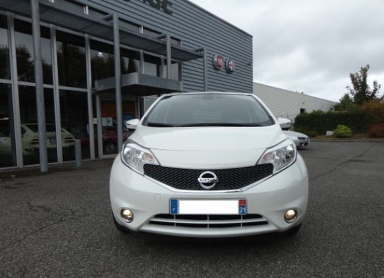 Annonce occasion, vente ou achat 'NISSAN NOTE 1.5 DCI CONNECT EDITION'