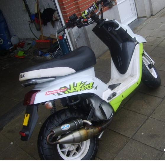 Annonce occasion, vente ou achat 'scooter booster bon etat generale'