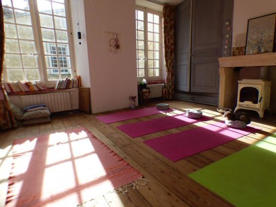 Cours de yoga entre midi et deux - Photo 2